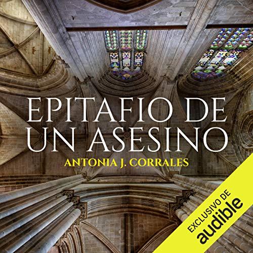 Diseño de la portada del título Epitafio De Un Asesino (Narración en Castellano)