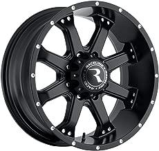 Raceline Rims Assault Black 17X9 5X5 0mm (5In Backspacing)