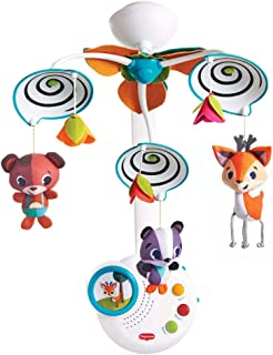 TINY LOVE Into The Forest Classic Baby Mobile, Multi