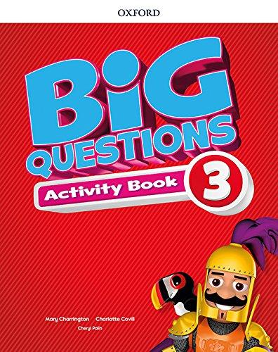 Big Questions 3. Activity Book - 9780194101820