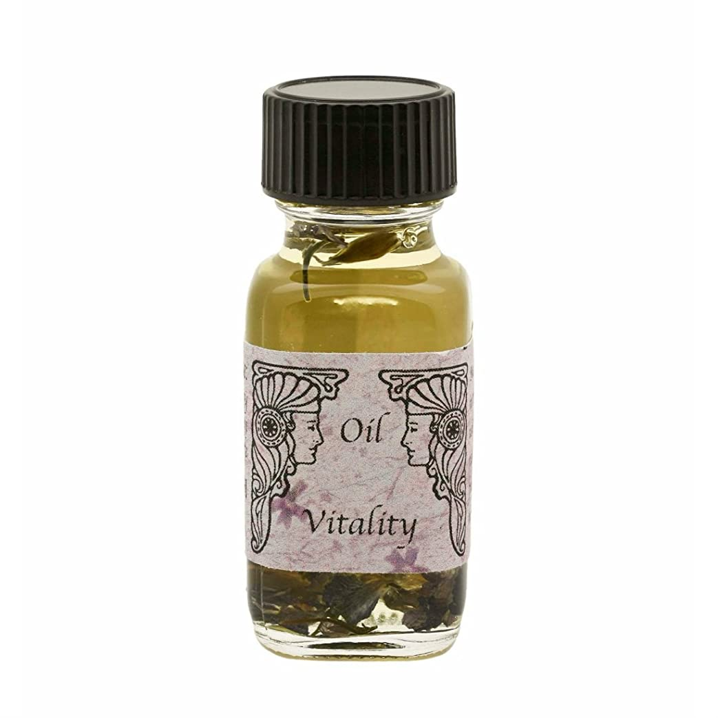 奇妙なその結果解決アンシェントメモリーオイル バイタリティ Vitality 活気 2017年新作 (Ancient Memory Oils)