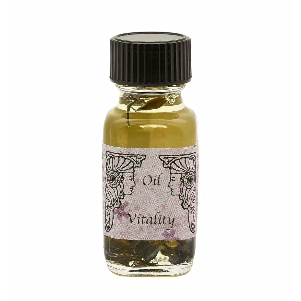 祝福趣味耐えられるアンシェントメモリーオイル バイタリティ Vitality 活気 2017年新作 (Ancient Memory Oils)