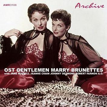 Original Soundtrack: Gentlemen Marry Brunettes