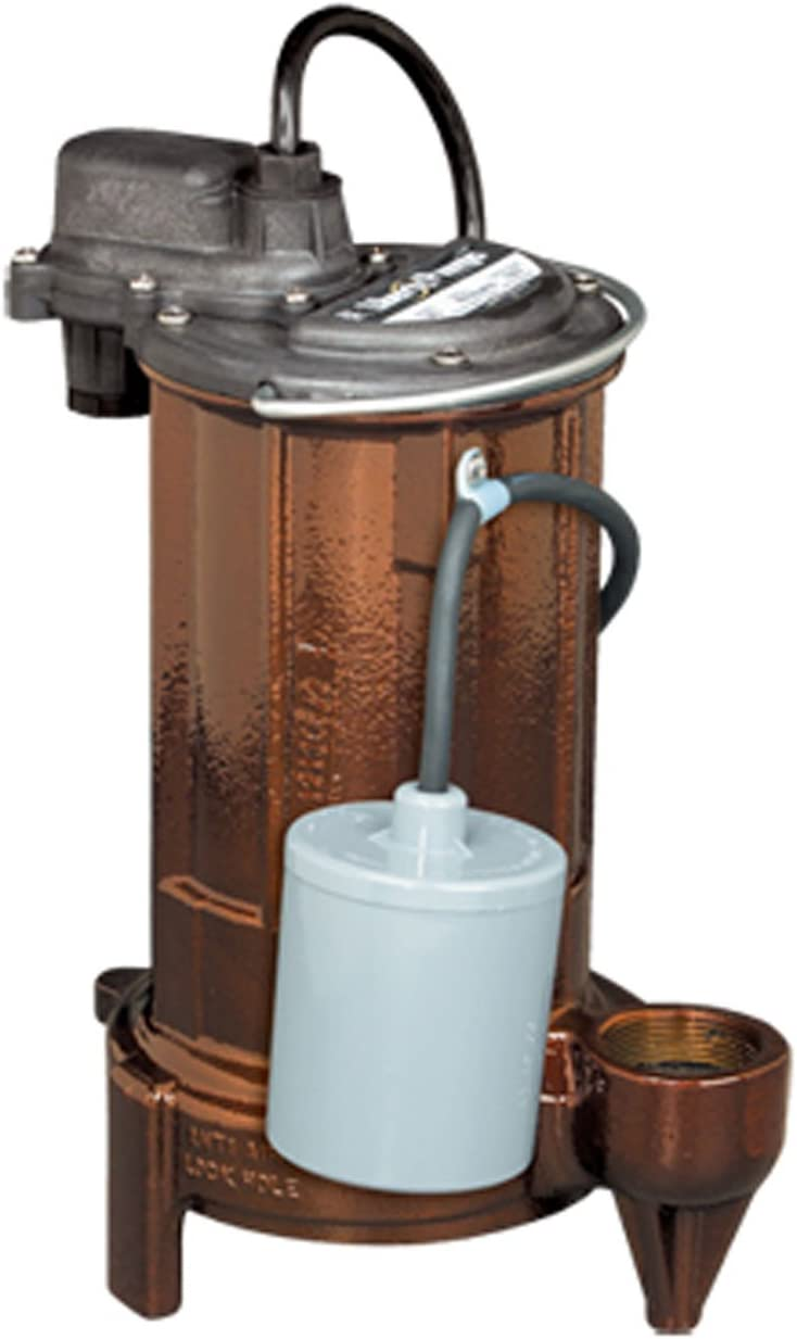 Liberty Pumps Cheap mail order sales 297-2 Vertical Magnetic Float Range 2021 Mid Hea HP 4 3
