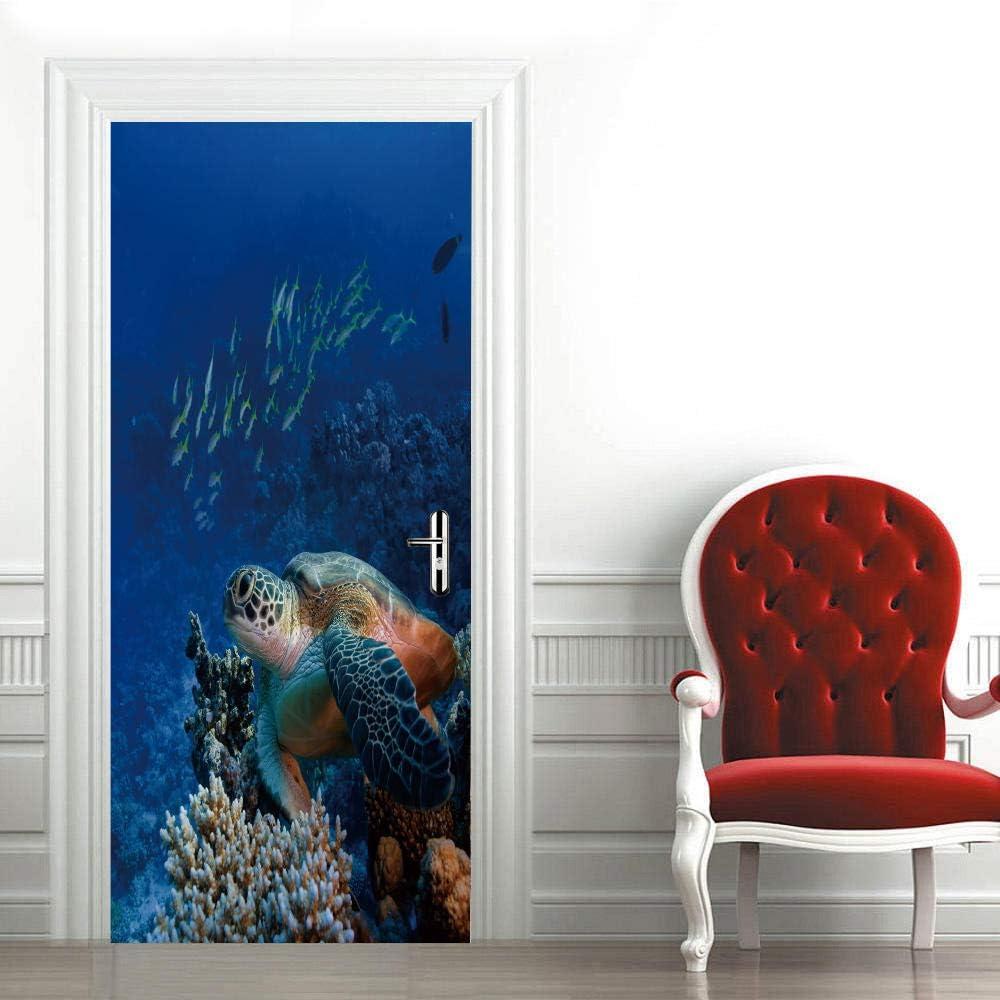 Deluxe Door Stickers 90 x 200 cm Kitchen Bedroom Kids Bathroom Safety and trust Children