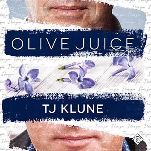 Olive Juice audiobook cover art