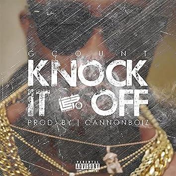 Knock It Off - Single