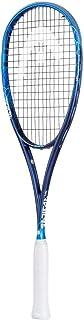HEAD Unisex-Adult Squash Racquet 210068-378, Black