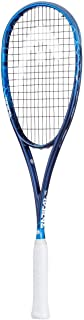 HEAD Graphene Touch Radical 145 AFP Squash Racquet, Pre-Strung Even Balance Racket