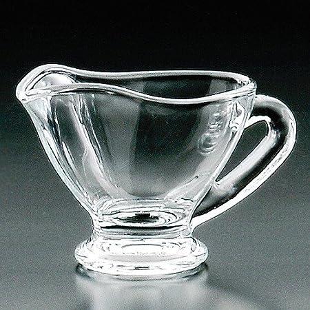 ガラス ソースポットS [ φ8.3 x 6cm ] 【 ガラス製品 】 【 ホテル レストラン 洋食器 飲食店 業務用 】