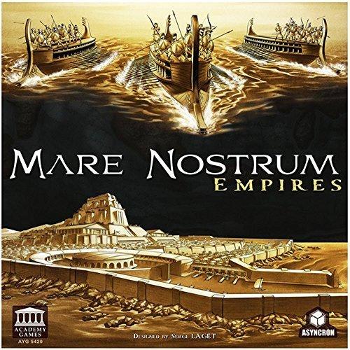 Mare Nostrum - English