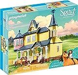 Playmobil Maison de Lucky, 9475