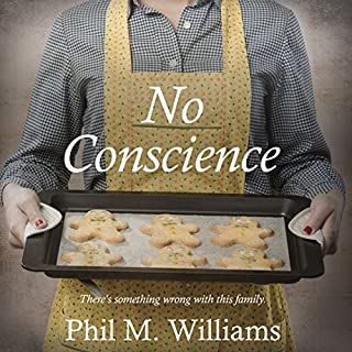 No Conscience audiobook cover art