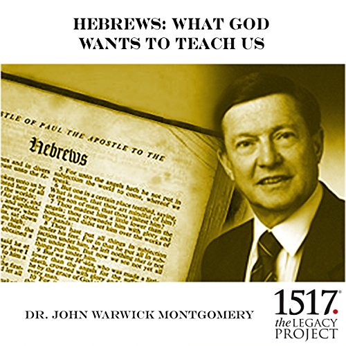 Hebrews audiobook cover art