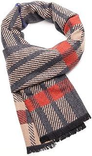 Accessories Scarf-high-grade silk men's scarves Korean version of young people wild silk neckerchief men's winter warm gif...