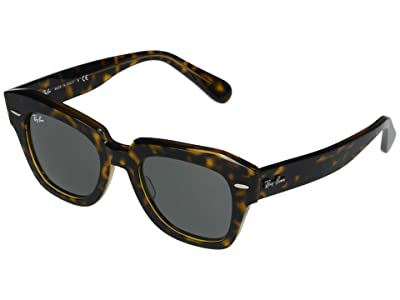 Ray-Ban 49 mm RB2186 State Street Square Sunglasses