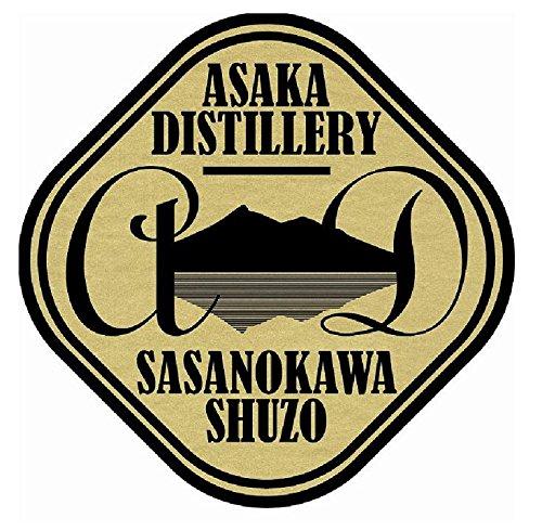 笹の川酒造ブレンデッドウイスキー山桜黒ラベル[ウイスキー日本700ml]