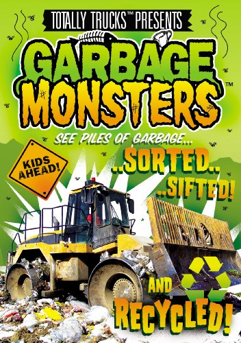 Totally Trucks: Garbage Monsters Louisiana
