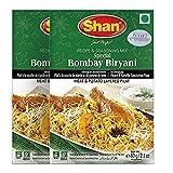 Shan Special Bombay Biryani, 2 Pack, 2 x 60 g