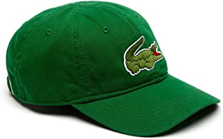 Lacoste Men's Big Croc Gabardine Cap