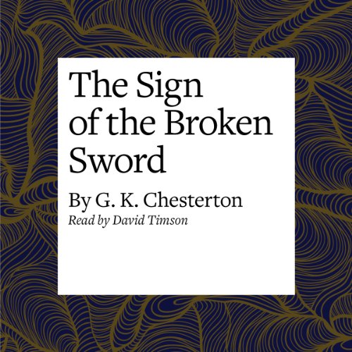 The Sign of the Broken Sword copertina