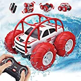 Remote Control Car, RC Cars Amphibious Land & Water Toy...