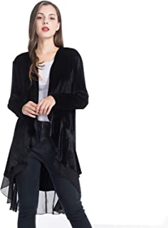 Best vintage black velvet coat Reviews