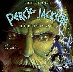 Diebe im Olymp-Percy Jackson [Import]