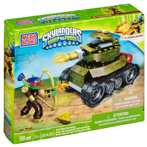 Mega Bloks - Skylanders - Troll Tank