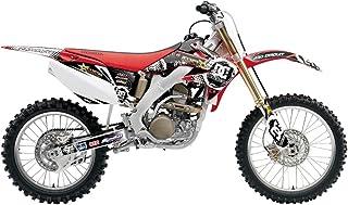 Gris Amarillo MX Motocross Kit DE Decal para Honda CRF 250 2004-2005