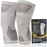MagnetRX® Magnetic Therapy Knee Compression...