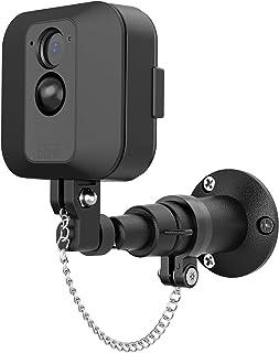 Becrowmeu - Catena di sicurezza antifurto compatibile con BLINK XT montaggio a parete per esterni e interni, custodia prot...