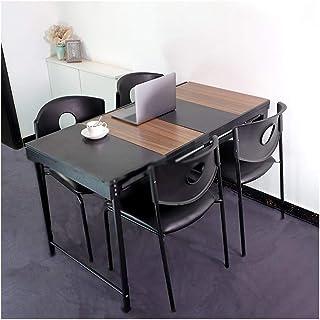 GFF Table de Salle à Manger Pliante déformable Murale multifonctionnelle Petit étagère de Bureau étagère Murale étagère de...