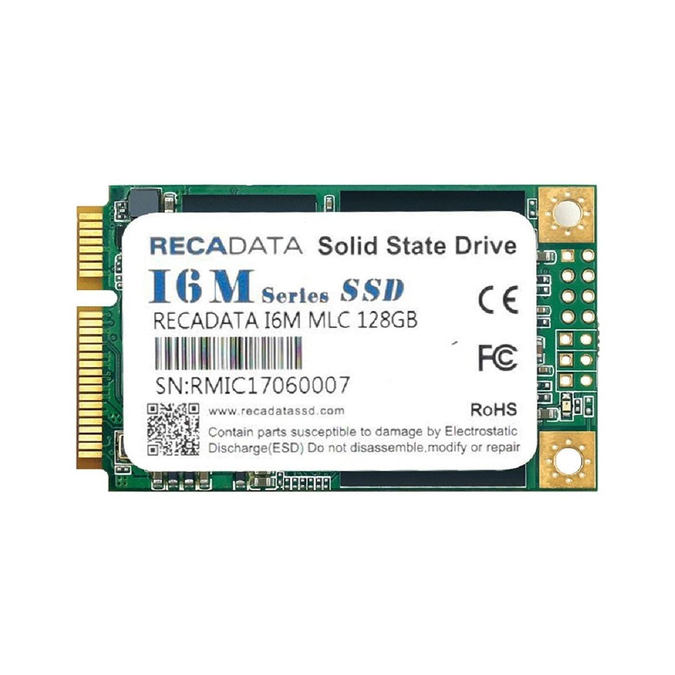 RECADATA mSATA III MLC High Level Enterprise Class Solid State Drive SSD (256GB)