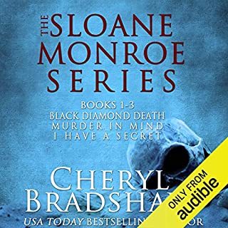 Sloane Monroe Series Boxed Set, Books 1-3 audiobook cover art