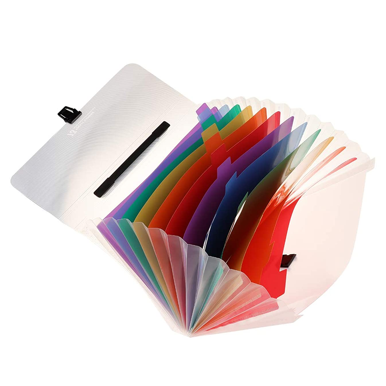 寄稿者ほとんどの場合誰がKESOTO ファイルフォルダー 13ポケット 約1000枚収納可能 多色文字紙収納袋 多機能 持ち運び便利 高品質 耐久性