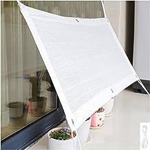 LIXIONG zonnekap doek schaduwnet, UV-blok rechthoek luifel, outdoor tuin terras party zonnebranddoek, balkon privacyscher...