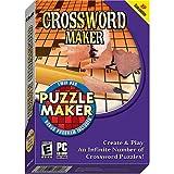 COSMI Crossword Maker/Puzzle Maker Twin Pak (Windows)