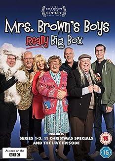 Mrs. Brown's Boys - Really Big Box
