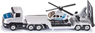 Siku CH004-123 Low Loader with Helicopter,Vehicle