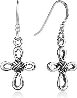 Best orthodox cross earrings Reviews