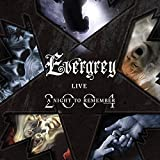 A Night to Remember: Live 2004 von Evergrey