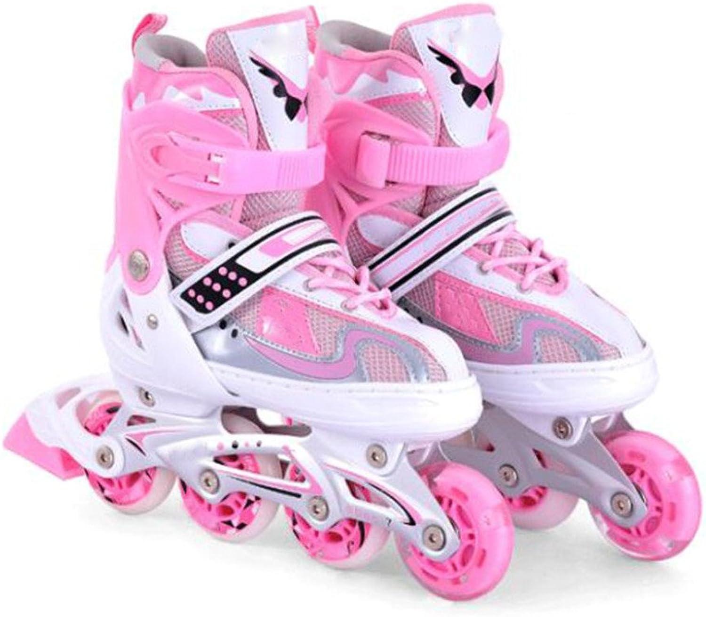 MLSS LI Skate schuhe Kinder Skate schuhe Adjust Outdoor Sport Für Jungen und Mädchen B07GLYTPCP  Qualitätskönigin