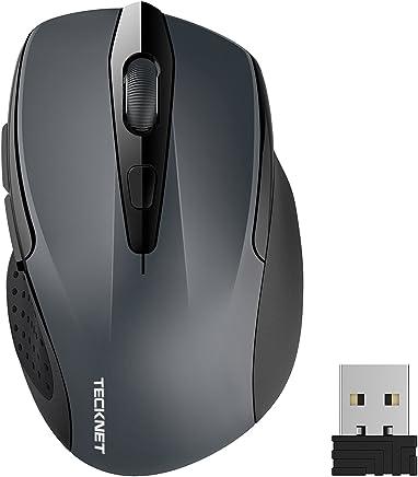 TECKNET PRO Mouse Senza Fili, 2600DPI, Durata delle batterie di 24 Mesi, 2.4G - Confronta prezzi