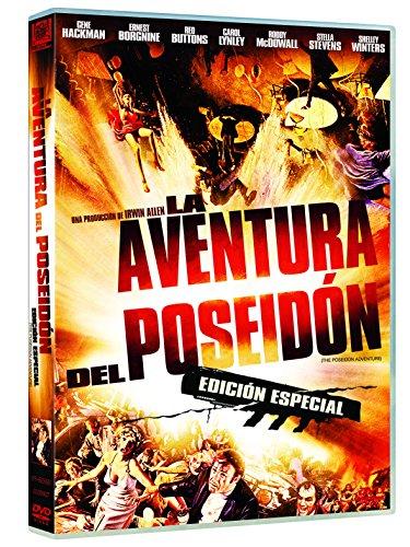 La Aventura Del Poseidon (Ed.ESP.) [Import Espagnol]
