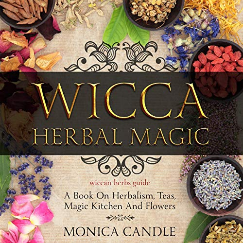 Wicca Herbal Magic  By  cover art