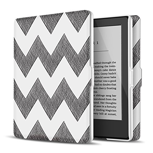 TNP Case for Kindle 8th Generation - Slim & Light Smart Cover Case with Auto Sleep & Wake for Amazon Kindle E-Reader 6