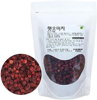 Korean Natural Schizandra Dried Berry 7oz Herbal 오미자(200g) Herbal Herbs