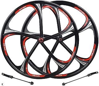 magnesium alloy bicycle wheels