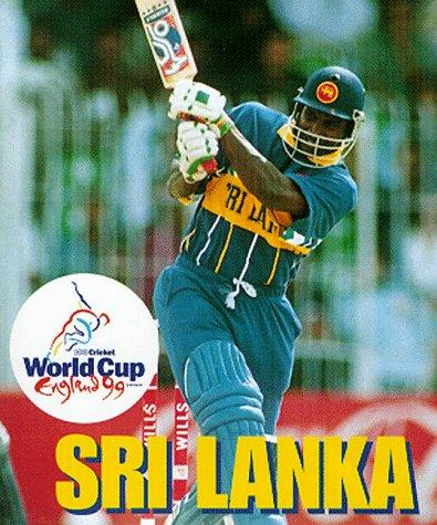 Cricket Mini:Sri Lanka (Cricket World Cup team mini books)